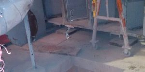 Corte e remoção de vigas e lajes, indústria - SP