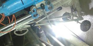 perfuração em tubulação - Suzano - SP