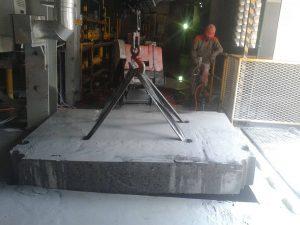 corte em laje com serra diamantada em Fábrica de vidro - São Paulo