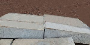 corte em parede de concreto com fio diamantado - Usina Vale do Tijuco - Uberaba - MG