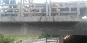 Remoção de laje em balanço - Paracambi - Rio de Janeiro