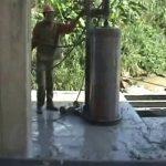 furos em concreto em Campinas