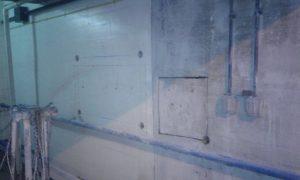 furos e cortes em concreto com fio diamantado - Hidrelétrica