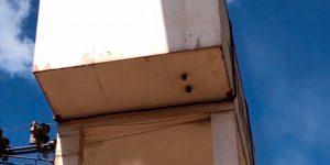 demolição de caixa d'água - Uberaba - mg